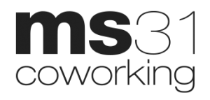 MS31 Coworking